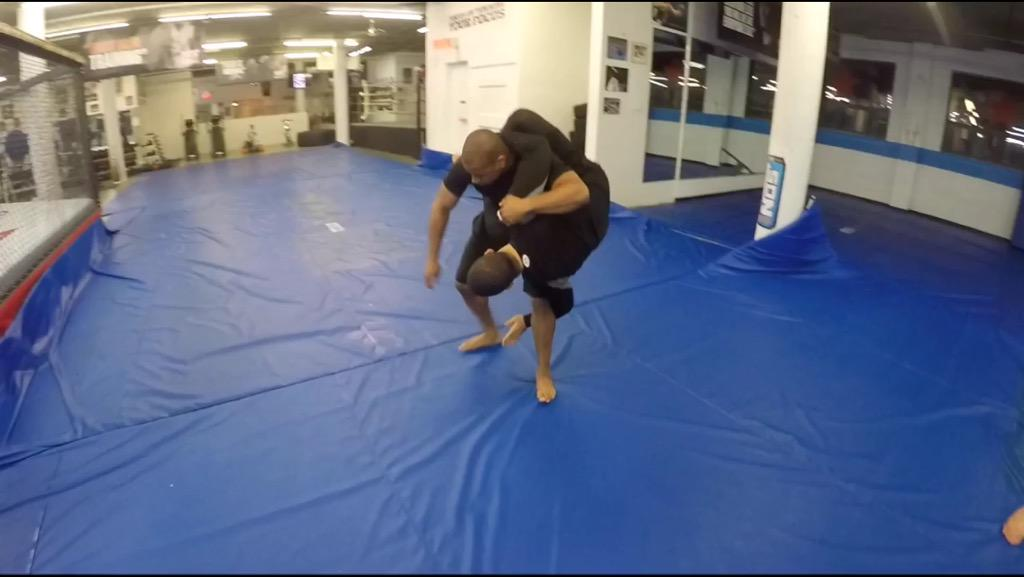 @Firas_Zahabi Pulling Web Guard Part 1 Tutorial @tristargym Check out our @YouTube channel! youtu.be/K2SvF6kXNGk