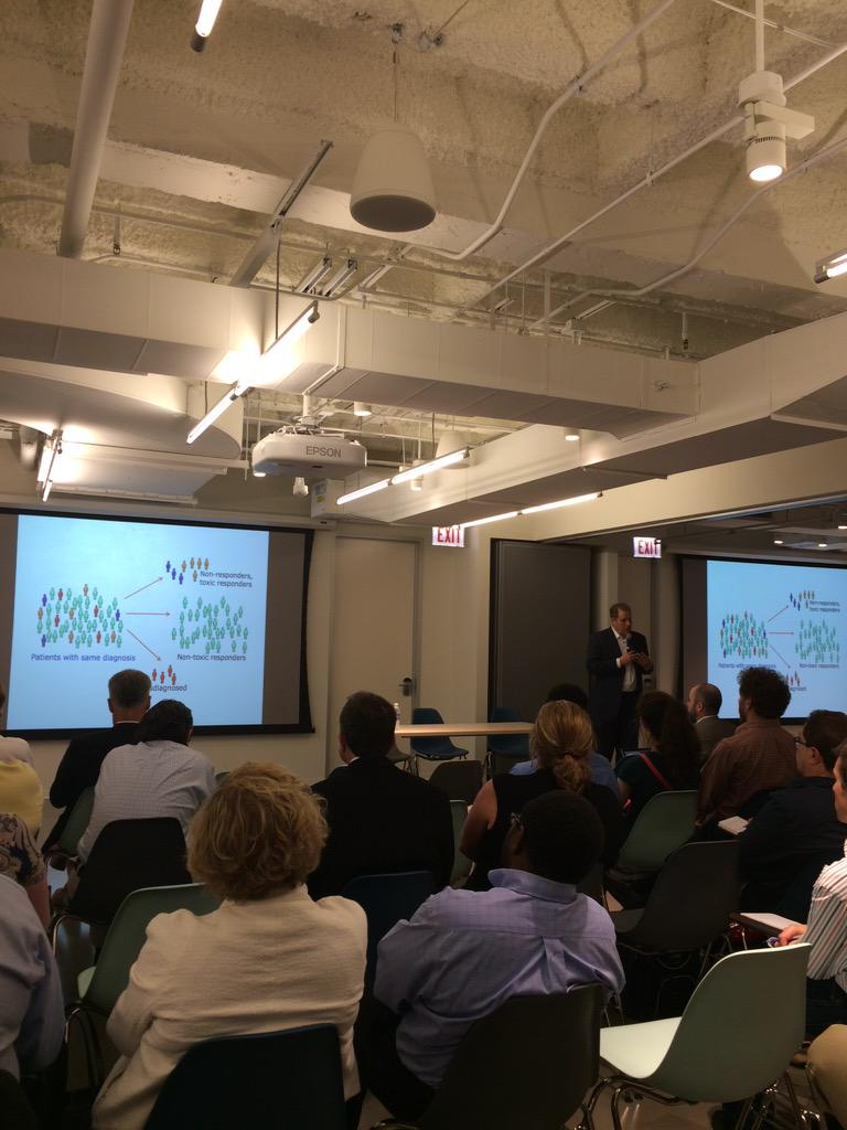 Big data in qualitative medicine #nsnextmed @matterxhicago @NorthShoreWeb http://t.co/SIYg3pCXCy