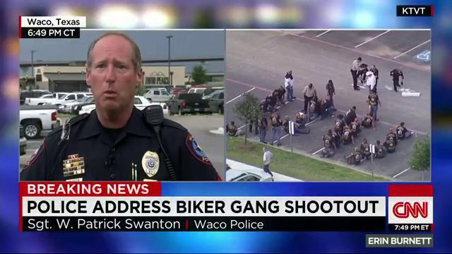 CNN Update: Breaking News: Police Update On #waco #twinpeaks Shooting