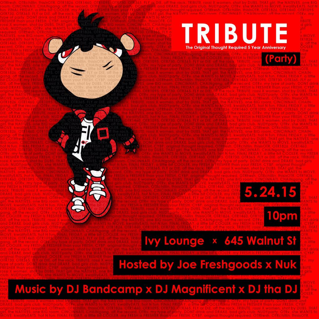 I just wanna listen to dom kennedy and drink champagne with a few hundred of my friends lol #Tribute #OTR5 http://t.co/P3pUTn8DVv