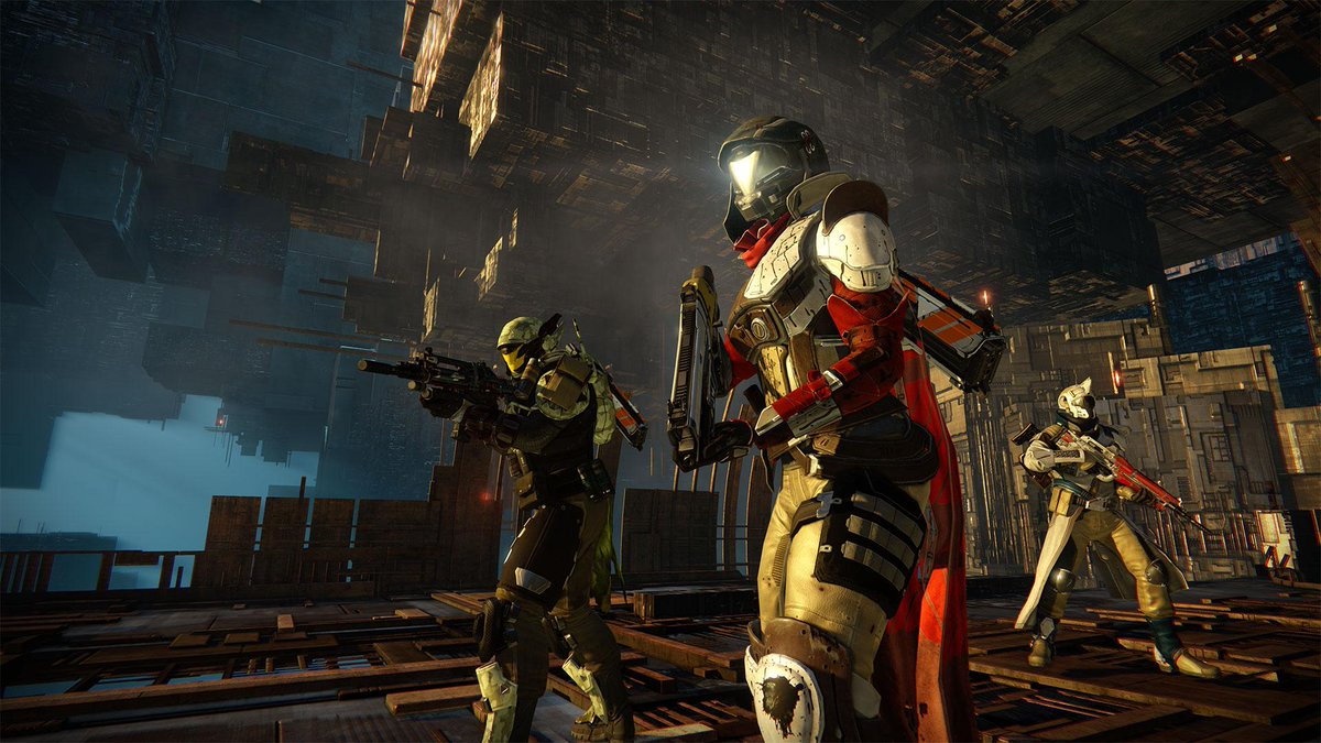 Activision On Twitter Destiny Expansion Ii House Of Wolves