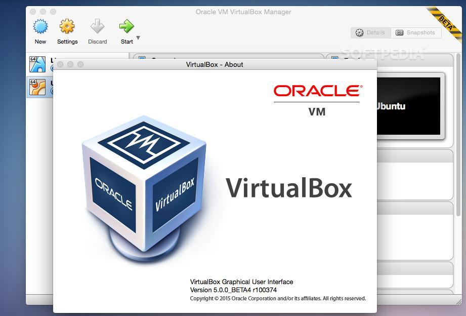 Free Linux VDI Image download - VirtualBox