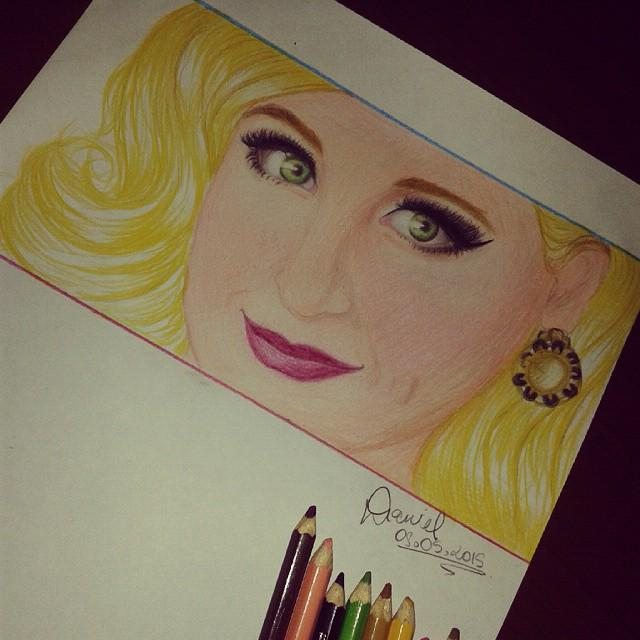 Meghan trainor on twitter soooo cute thanks danielfirmianooo meghan trainor on twitter soooo cute thanks danielfirmianooo on instagram for drawing this of me httptxcjyeatywk publicscrutiny