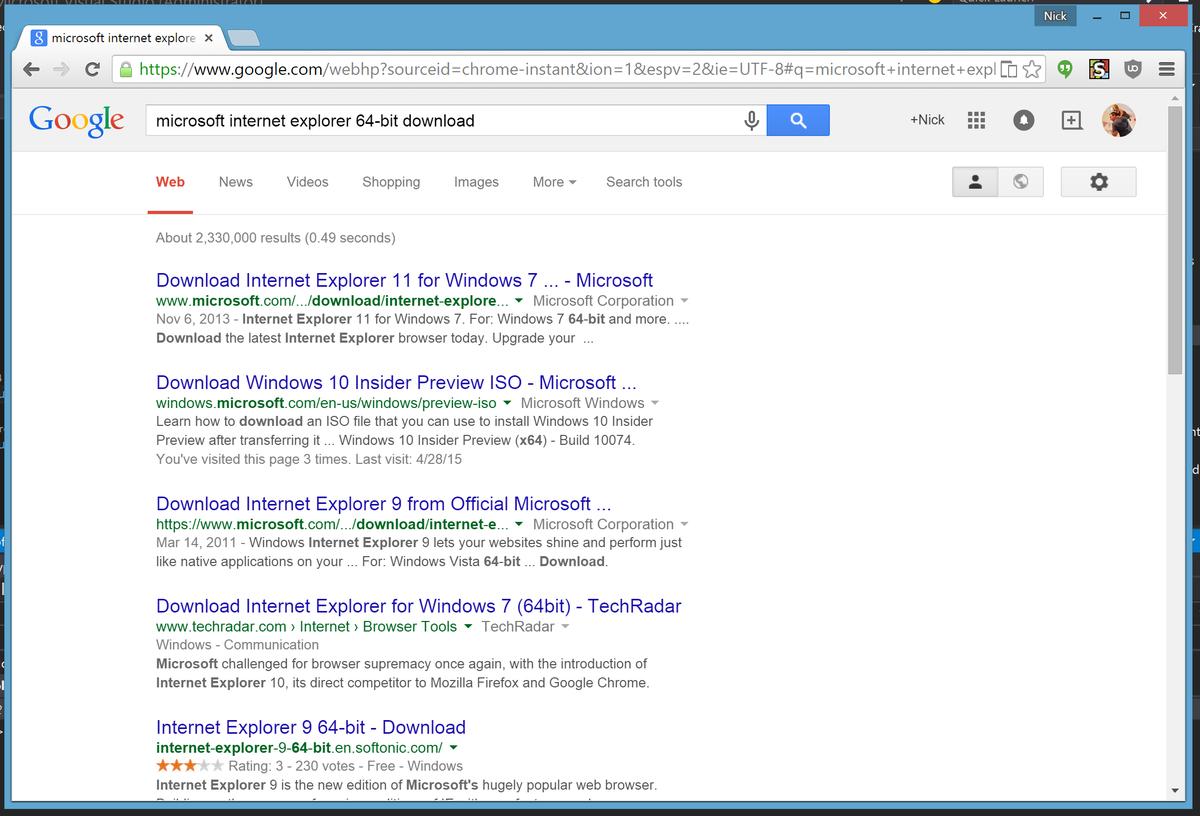 Google Chrome For Windows 7 32 Bit Softonic Google Chrome