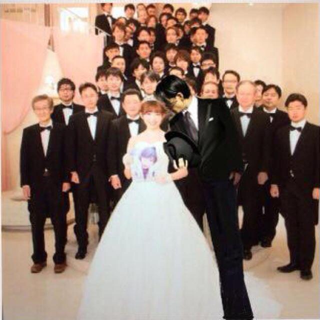 緒方 龍一 結婚