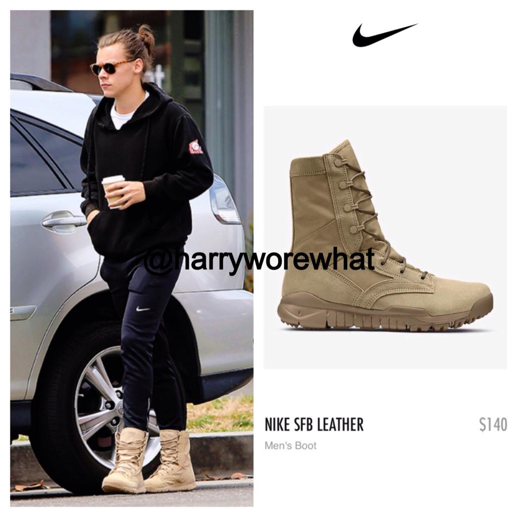 Harry Wore What On Twitter Quot Harry Wore 140 Quot Nike Sfb