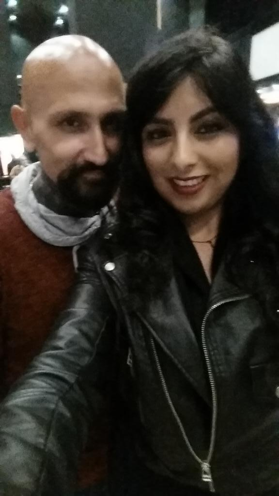 Such a pleasure meeting @robertlasardo  @SinfulCelluloid @VenetiaRossi @dolly_hearts @aliciahallow777 @camillahorror<br>http://pic.twitter.com/9wv6FnAdNN