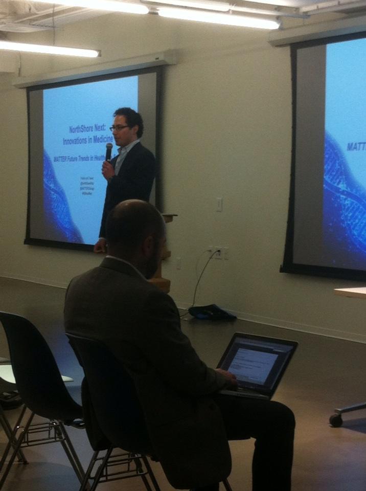 Steven Collens kicking off #BigData Improving Patient Care http://t.co/IIb4fqHG3b