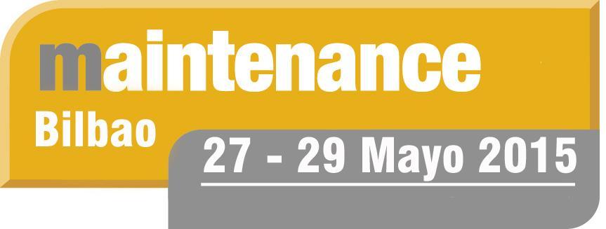 Maintenance Bilbao 27-29 Mayo 2015
