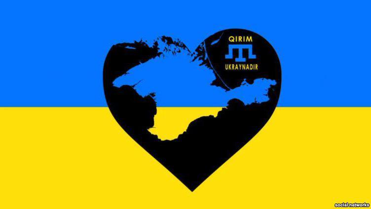 В Варшаве Марш солидарности с Украиной посвятили годовщине депортации крымских татар - Цензор.НЕТ 8502