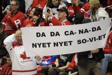 Сборная РФ по хоккею после разгромного поражения на ЧМ покинула лед до исполнения гимна Канады - Цензор.НЕТ 206