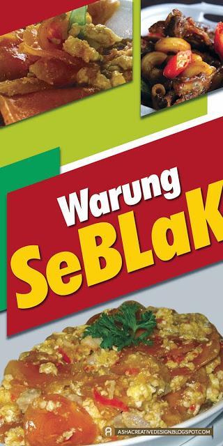 Asha Creative Design On Twitter Contoh Desain Banner Warung Seblak