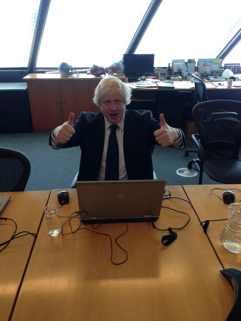 Ready for your questions folks! Let's get cracking #askboris http://t.co/iqyFWjsT5z