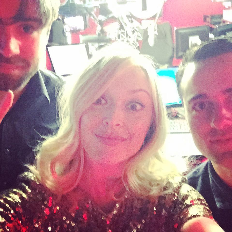 The Vaccines are back in the live lounge for the first time since 2012 and we are happy! http://t.co/yz19PjD8Pg