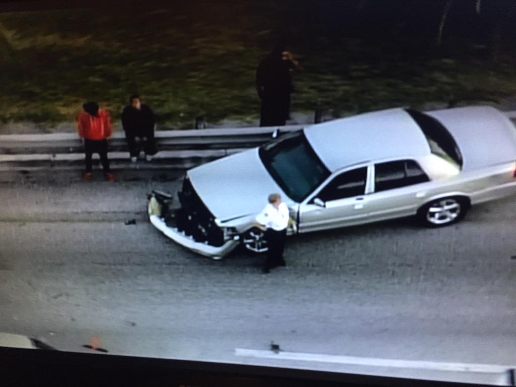 Accident on the ramp from US-441 to I-95 NB @nbc6 #TRAFFIC