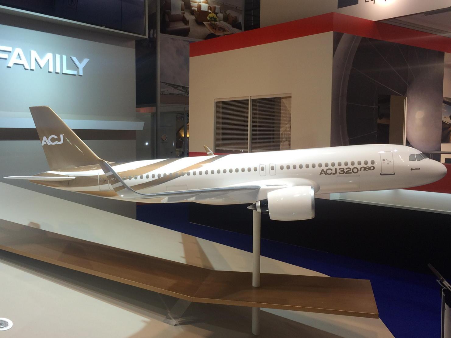 Airbus Avions d'affaires CFXguraXIAAzXB-