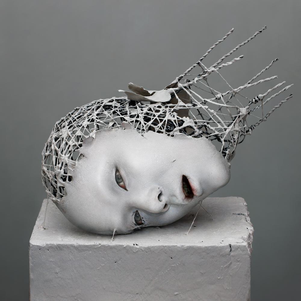 池畑勇一による「Fragment of Long Term Memory」(2014-15)。このシリーズでは現実の断片を介して非現実的な世界を表現しています。