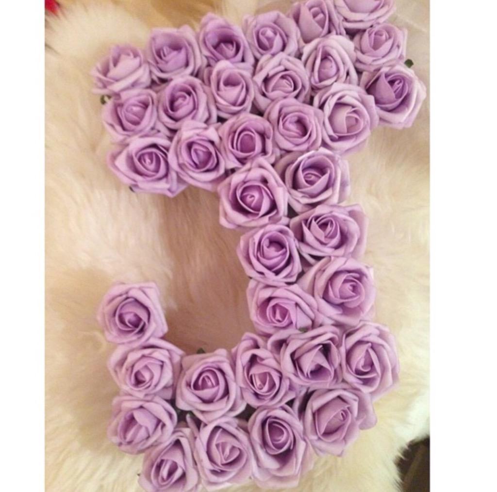 لصنع حروف الورد Remateaa Twitter