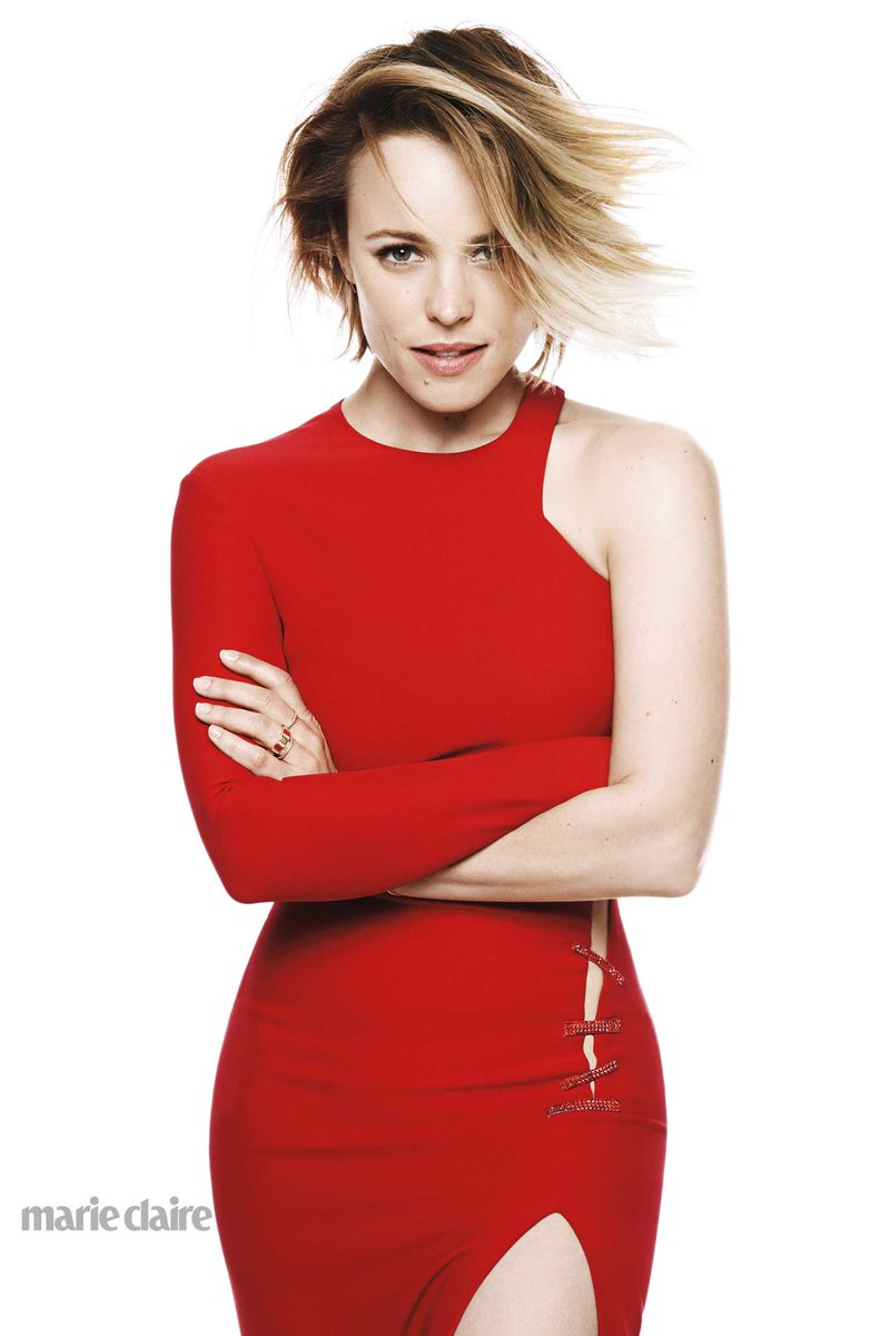 "Rachel McAdams [RMO] on Twitter: ""Rachel's Marie Claire cover is ..."