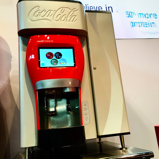buy coca cola freestyle machine