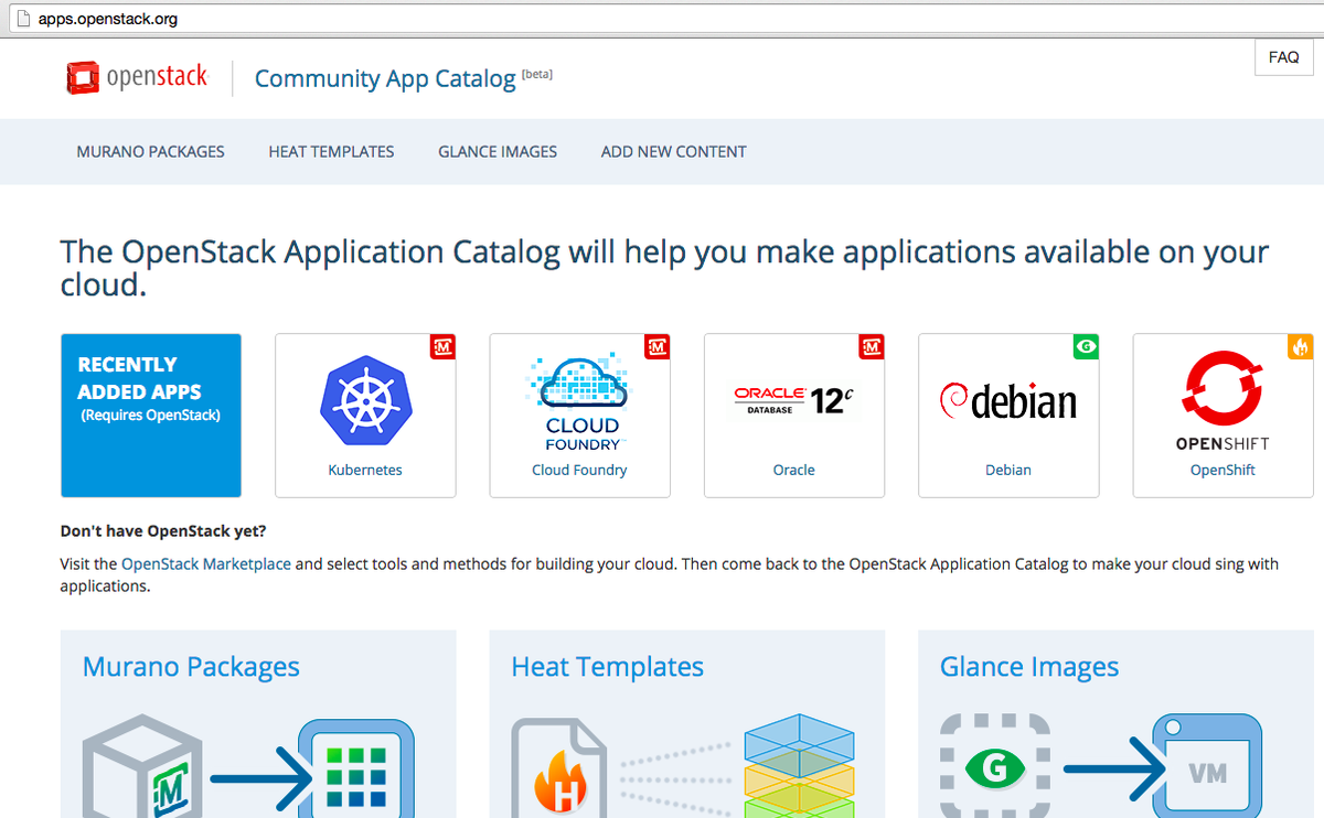 New initiative: Community App Catalog — images, templates, packages http://t.co/DgomTXnoZn @sparkycollier #OpenStack http://t.co/DV6vRg0rOD