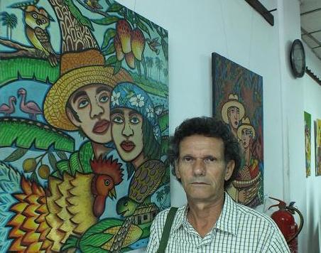 Desde el arte, un homenaje al campesinado cubano
