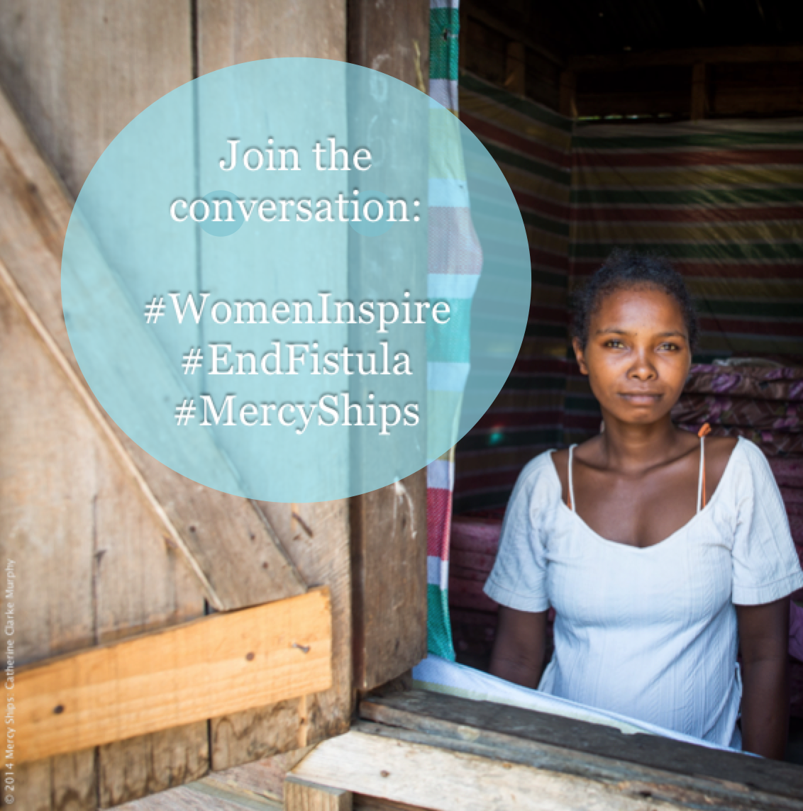 We're almost ready! Join our convo w/ @JNJGlobalHealth @Fistula_Fdtn and @DirectRelief to #EndFistula! #WomenInspire http://t.co/UEvCTR0pGe