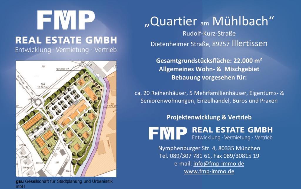 Ruku Illertissen frank multerer on projekt quartier am mühlbach