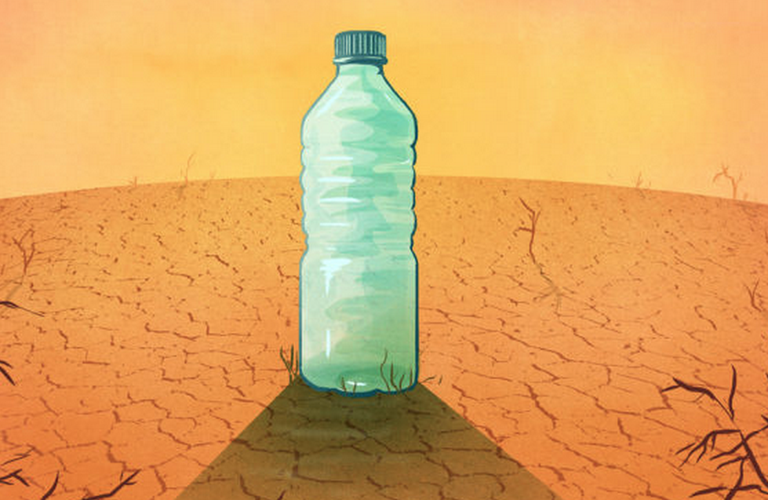 Just stop drinking bottled #water, says @Gizmodo http://t.co/wFzllEWJRL #BringYourOwn http://t.co/fwQwoH3A8P