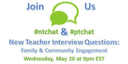 Tonight! RT @gpescatore25: 2 great chats in 1 tomorrow night! Join us at 9p ET! #ntchat & #ptchat http://t.co/DyBC0uytGz