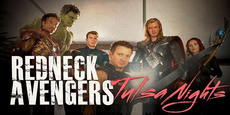 'Tulsa Nights' – Marvels' Avengers Become Rednecks In This Very Funny 'Bad Lip Reading' Pa… http://t.co/e5pxMIOsU5 http://t.co/37JtGl4PUM