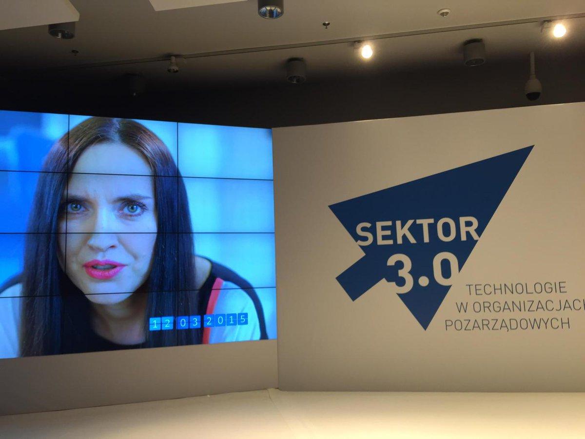 Sektor 3.0 startuje! #moredigital http://t.co/T5vY9X9GBM