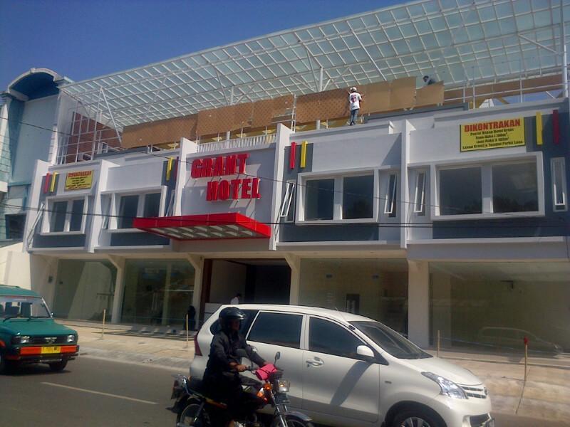 Grant Hotel, Hotel Bintang 3 Hadir di Subang