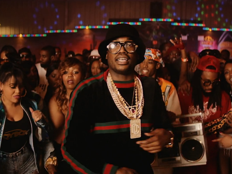 "Watch @MeekMill's new retro-themed ""Monster"" video: http://t.co/O6NuqCB9yp"