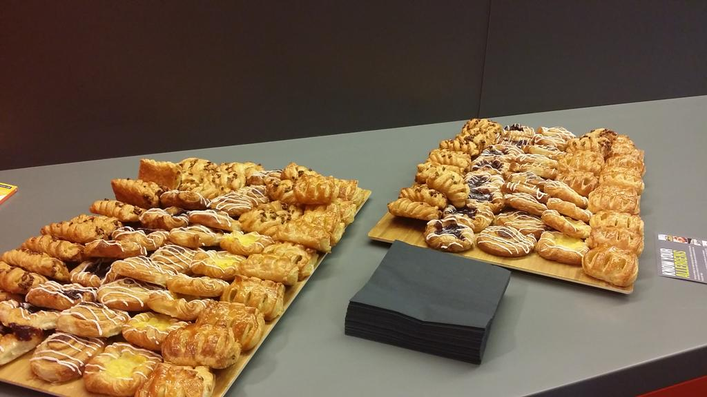 The pastries have arrived! #oagp http://t.co/E7U4GEdOw0