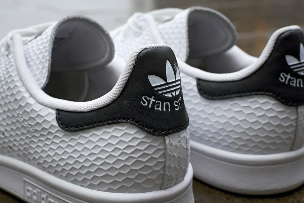 stan smith adidas honeycomb gloss