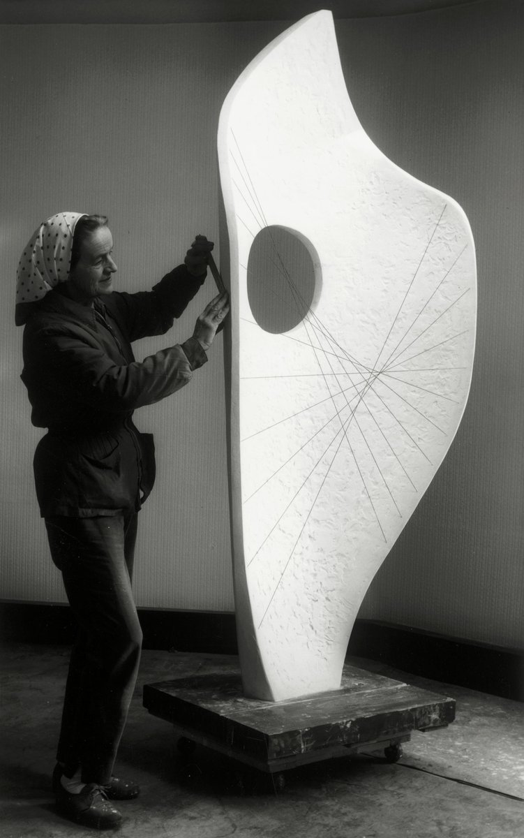 We're voting for Barbara Hepworth! Who gets your vote? http://t.co/RTNZda5ewB @bankofengland http://t.co/KDQJXrEcEr