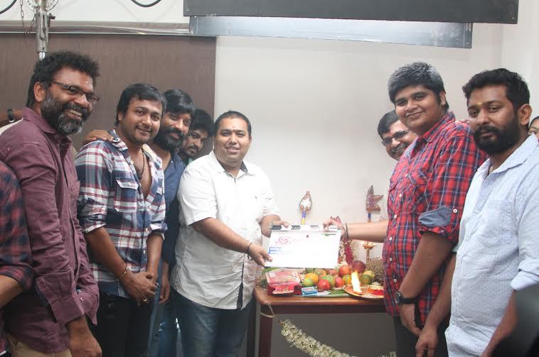 Vijay Sethupathi-Anjali begin Iraivi