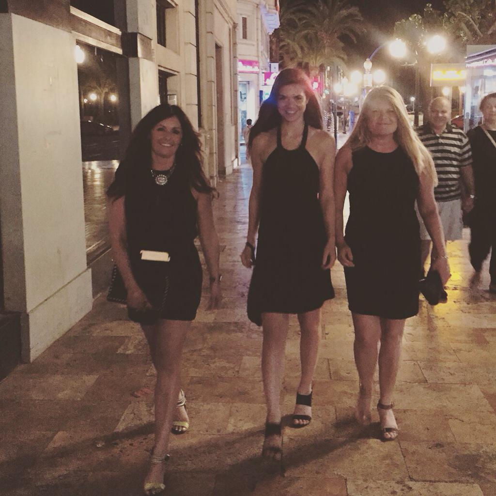 Girls in alicante