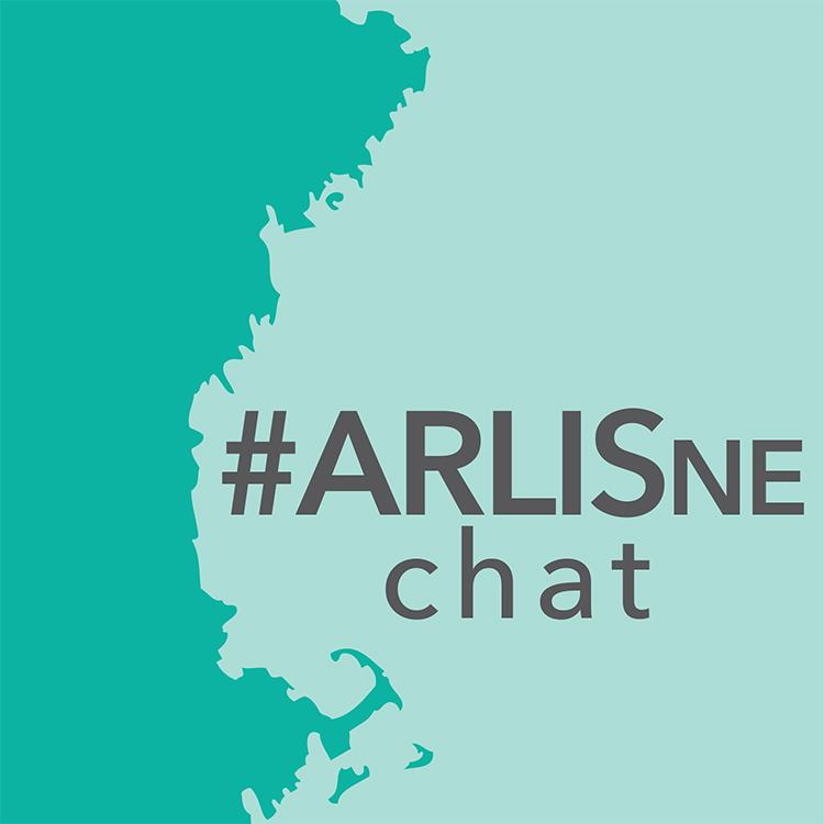 Join ARLIS/NA New England for #arlisnechat! Tuesday, May 26th 7-8pm EST http://t.co/AaiNqxlMD6 #arlischapters http://t.co/UkXvLuuuNb