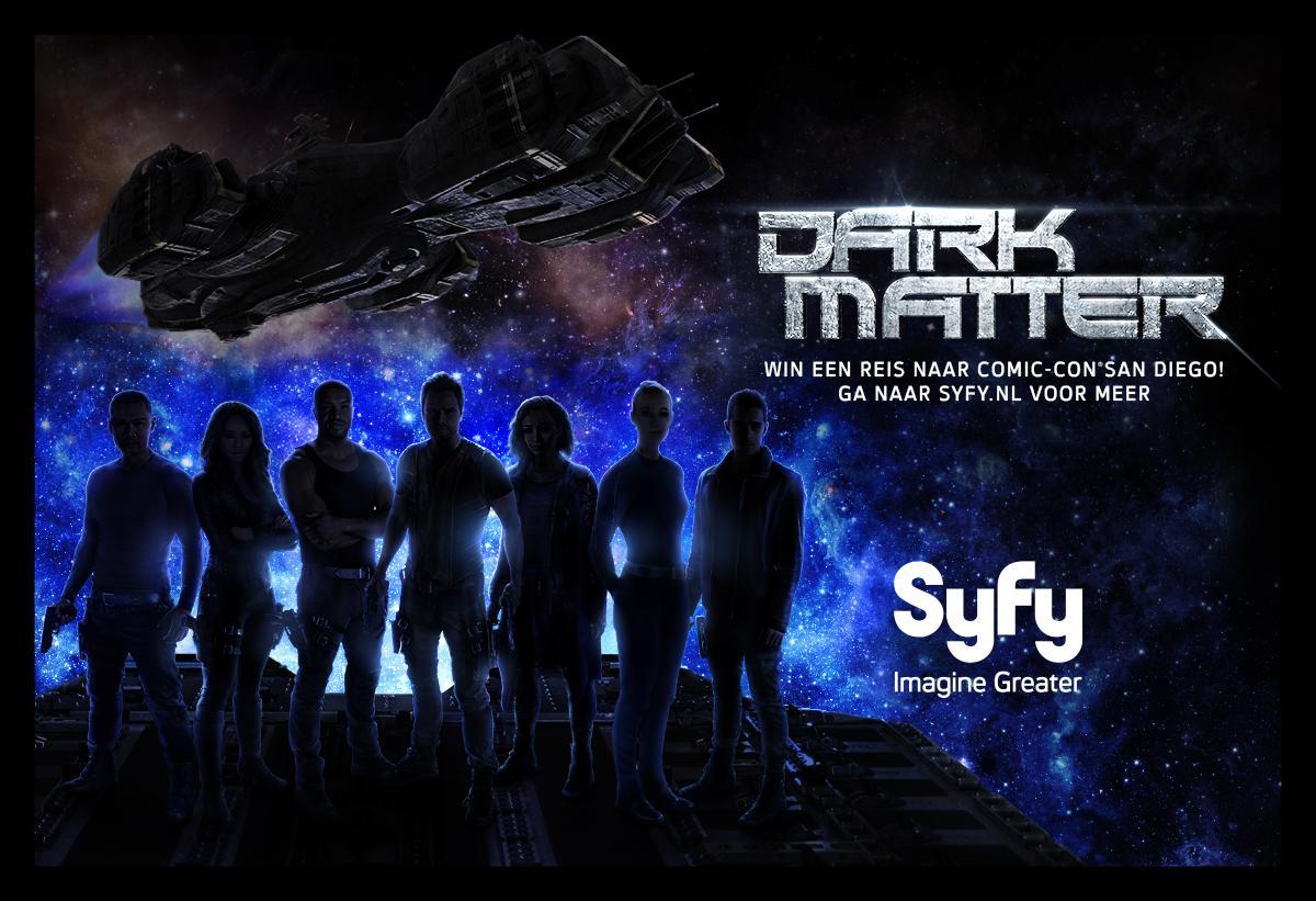 Dark Matter 1x04 Espa&ntildeol Disponible