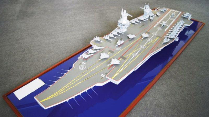 """حاملة الطائرات الروسيه النوويه المستقبليه  Shtorm """"  Project 23000E """" CFcvFZhVAAAu_xh"""