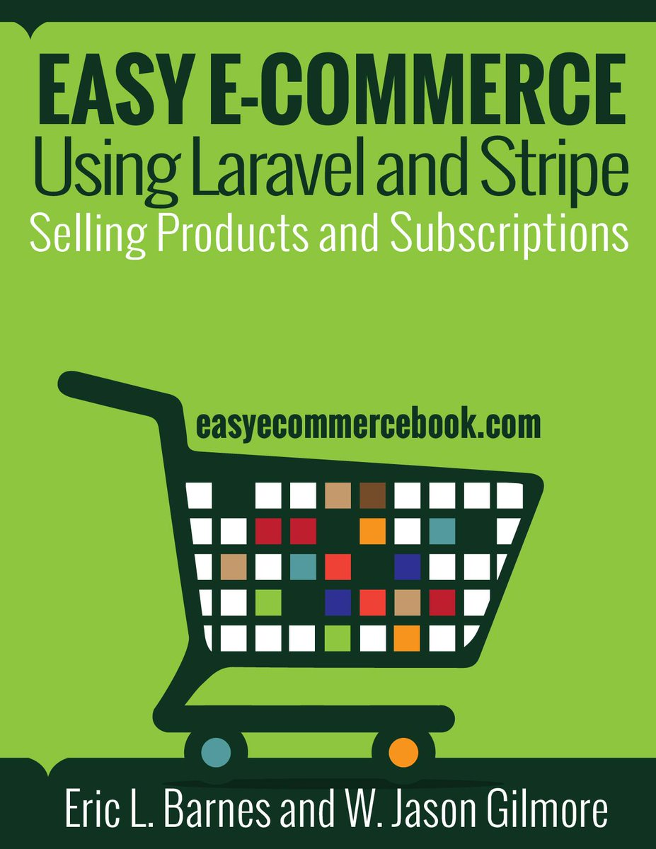 Learn to setup your own online store with @laravelphp and @stripe Includes a book +code. http://t.co/8IYuF05RnH http://t.co/1DXsXu4DLF