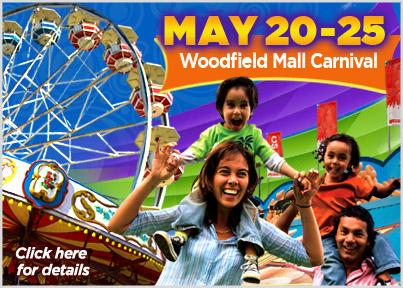 Top Five Woodfield Mall Carnival - Circus