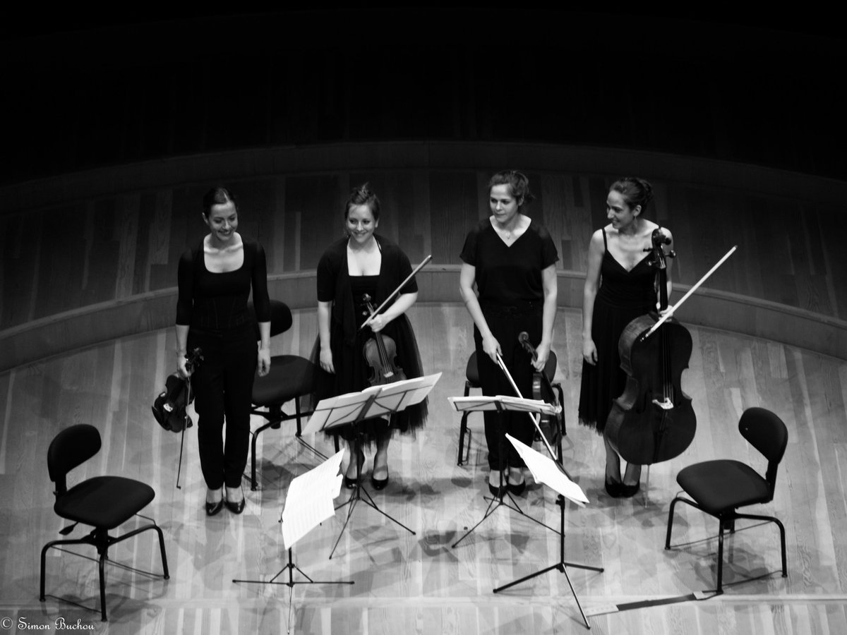 Quatuor Zaïde - Haydn: String Quartets, Op.50