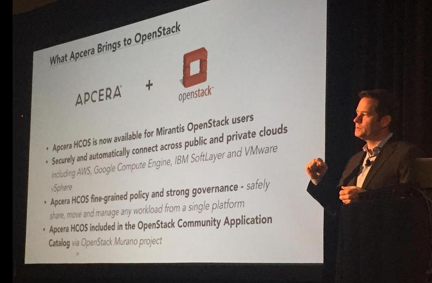 "Jan Plutzer on Twitter: ""From #OpenStack Summit this week: @Apcera ..."