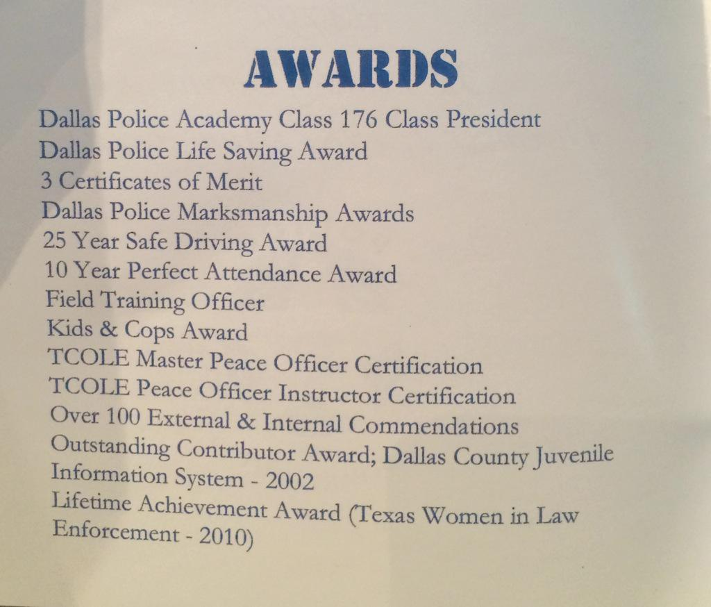 Monica cordova on twitter retired deputy chief tammy ellzey is monica cordova on twitter retired deputy chief tammy ellzey is reading sgt sheltons bio shes had an amazing career with dpd will be missed 1betcityfo Images