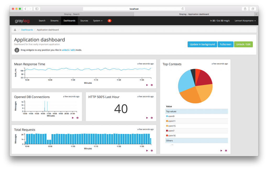 The first beta of #Graylog v1.1 including our own log collector is out. Give it a spin! http://t.co/gmg226Qtyv http://t.co/yxSJYFLWOy