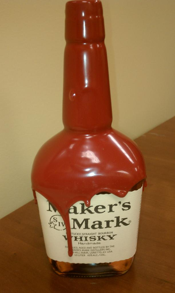 When a bottle has a little extra wax, we call it a slam-dunk bottle! http://t.co/lIkE2qmZMd