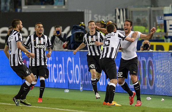 Juventus campione anche in Coppa Italia, battuta 2-1 la Lazio in finale (FOTO e VIDEO)